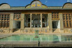 عمارت باغ نارنجستان قوامدشیراز