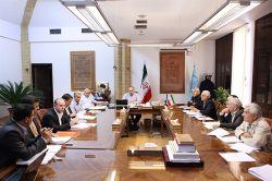 نشست هیئت امنای پژوهشگاه سازمان میراث فرهنگی - 10 تیر 94