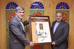 حضور معاون رییس جمهور در خبرگزاری مهر - 3 مرداد 94