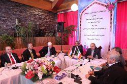 دیدار معاون رییس جمهور با وزیر گردشگری و میراث فرهنگی عراق - 11 مرداد 94
