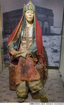 اَبش خاتون -فرمانروای فارس و دختر سعد بن ابوبکر بن سعد زنگی