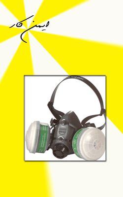 ماسک های فیلتردار با رنگ بندی های متفاوت سایت:www.666222.ir Fax:66690002