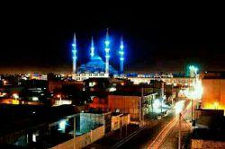 مسجد مکی زاهدان