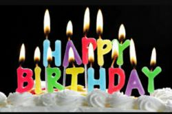Happy Birth Day Gazelle @ghazal.s