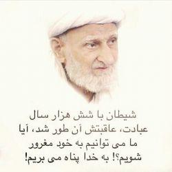 سخنی گهر بار از آیت الله محمد تقی بهجت فومنی (ره) #1e2ta#یکیدوتا#یکی#دوتا#یکی_دوتا