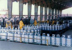 سیلندر 11 کیلوگرمی خانگی   LPG Home Cylinder
