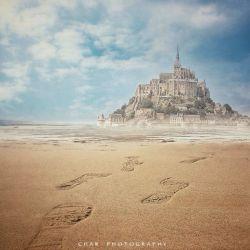 ردپای مانده از لیلی در این صحرای دل..... طاقت پاهای مجنون را سراپا می برد