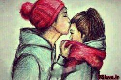 ♡حس خوب ینی: اخمای اون لوس شدن و دیوونه بازی های من یهویی بوسیدن من خنده هاش بگه:روانی چیکار کنم که دلم رامت شده بگم:وظیفش بوده  دوستت میدارم _وظیفته,بوس میدی؟ نه خییییییر _باس بدی وظیفته !!!