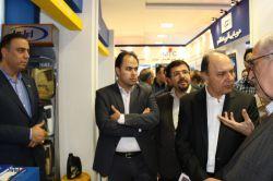شرکت نفت ایرانول در نمایشگاه دستاوردها و توانمندی های شرکت های زیر مجموعه سازمان تامین اجتماعی -  ۱۲ لغایت ۱۴ مرداد 94