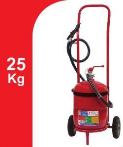 سیلندر آتش نشانی 25  كیلوگرمی