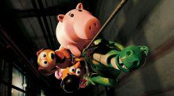 نمایی از فیلم «داستان اسباب بازی های 3» اثر لی آنکریچ