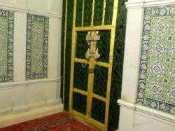 درب خانه حضرت زهرا (س)