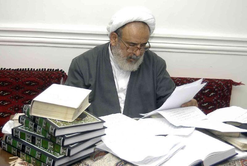 حجت الاسلام حسین انصاریان