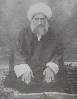 آیت الله محمد علی شاه آبادی