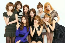 گروه snsd ♡☆♡^-^