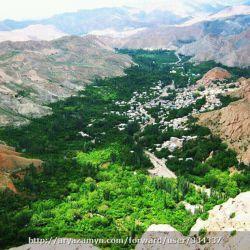 زادگاهم ، روستای رویین