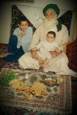 # حضرت علامه آیتالله حاج سید محمد حسین حسینی طهرانی(ره)