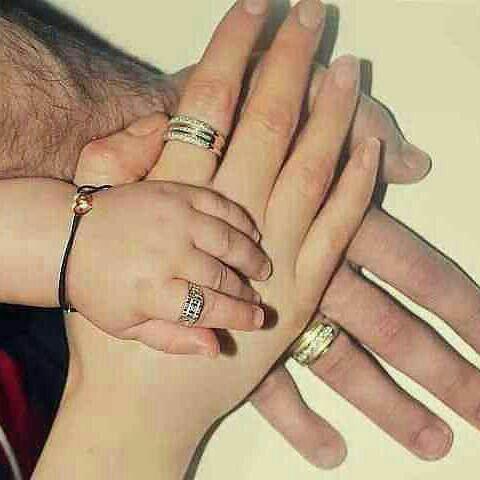 زندگی یعنی #من #تو و #حاصل عشقمان