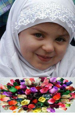 دخترها فرشته اند...روزتون مبارک فرشته های زمینی...سبد سبد گل تقدیم دختران پاک و خوش سیمای ایران زمین