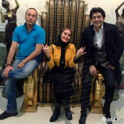 رامبد جوان /فرزاد حسنی /الناز شاکر دوست