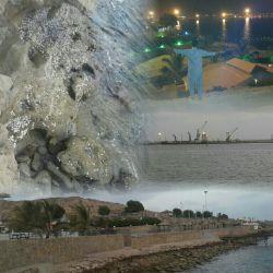 سواحل زیباودنج دریای عمان چابهار ...