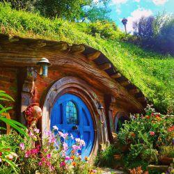 خانه ای در نیوزلند