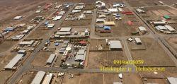 فیلمبرداری هوایی-عکسبرداری هوایی از کل شهرک صنعتی سلفچگان 09196028059 helikopter.ir helishot.net