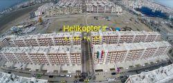 تصویربرداری و عکاسی هوایی از پروژه های مسکن ویژه تهرانسر helikopter.ir helishot.net 09196028059