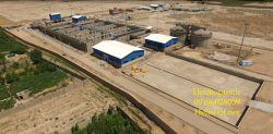 فیلمبرداری هوایی و عکاسی از تصفیه خانه در شهریار helikopter.ir 09196028059 helishot.net