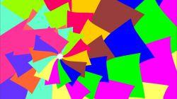 چرخش رنگها