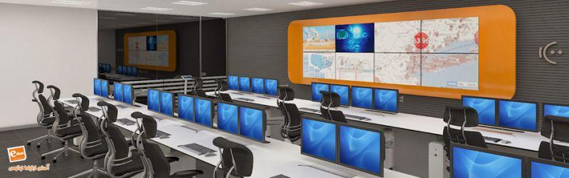 اجرای سیستم مانیتورینگ هوشمند NOC