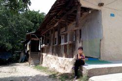 خانه سنتی، روستای پیته نو