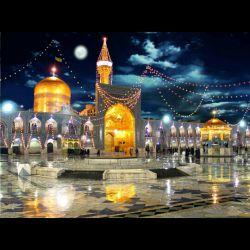 اسلام علیک یا شمس شموس