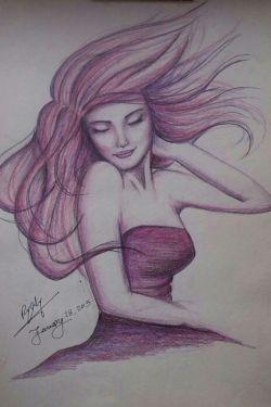 مدادرنگی برای سفارش نقاشی از چهره شما با مدادرنگی یا آبرنگ ایمیل بدهید rajaby.drawing@yahoo.com