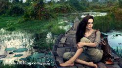 تصاویر بسیار زیبا و جذاب از آنجلینا جولی