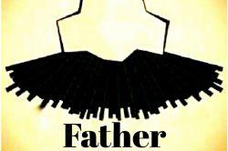 """چقدر جای سوره ای به نام """"پدر"""" خالیست...// که این گونه آغاز شود:// به نام خداوند بخشنده و مهربان.// قسم بر پینه ی دستانت، که بوی نان میداد.// و قسم بر چشمان همیشه نگرانت.// قسم بر بغض فرو خورده ات که شانه ی کوه را لرزاند.// و قسم بر غربتت، وقتی هیچ بهشتی زیر پایت نیست...//"""