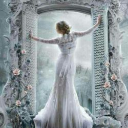پنجره را بازمیکنم وصدا میزنم خداااااا ''قاصدکی ردمیشودنگاهم گره میخورد به پرواز سبکبالش آه میکشم '''حس میکنم کنارمی خدا صدایت را میشنوم که میگویی جانم صدایم کردی من کنارتم درقلبت ببین هرروز آفتاب را به تو هدیه میدهم هرروز نگاه دار تو هستم هرروزعشق را درقلبت نگه میدارم به من تکیه کن که تنها جان پناهت منم ''''ومن چشمانم را میبندم ودردرابالذت بیشتردرآغوش میکشم چون تپش قلبم بیشتر میشود ومهربانی خدارا بیشتر حس میکنم
