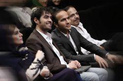 به همراه شهاب حسینی عزیز در اجرای شهر فرش