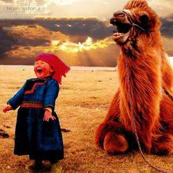 دلت که شاد باشد همه دنیا را خندان میبینی.....برای همتون شادی از ته دل رو آرزومندم.علی اهوازی
