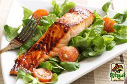 عکس های خوشمزه - ماهی سالمون