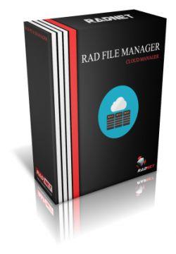 نرم افزار مدیریت فایل راد