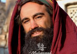 تست گریم محسن تنابنده در نقش ساموئل 1
