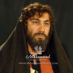 تست گریم محسن تنابنده در نقش ساموئل 2