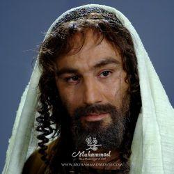 تست گریم محسن تنابنده در نقش ساموئل  6