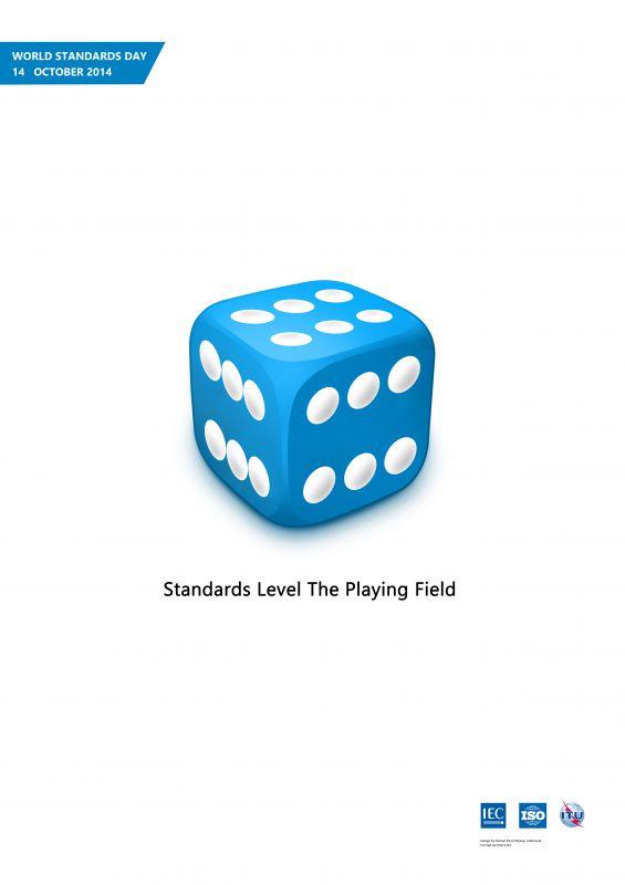 پوستر روز جهانی استاندارد سال 2014 - WORLD STANDARDS DAY 14 Octobr 2014 - سایت ترویج استاندارد -  http://tarvijstandard.ir/391