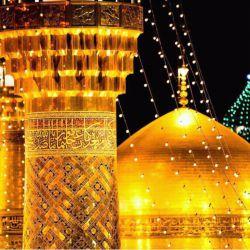 تولد امام رضا بر همه مسلمان جهان مبارك... @behnoosh_bakhtiari