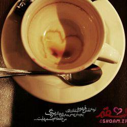 کامم از خاطرات شیرینت تلخ تلخ است.مثل قهوه فالی که هر روز به امید آمدنت سر میکشم. کاش میدانستی بین هزاران هزار نفر چگونه صاحب قلم شدی، کاش تو مرا میفهمیدی. کاش کامم با تو شیرین میشد.