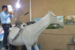 ساخت اسب
