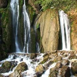 آبشار وارک خرم آباد لرستان