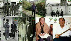 مجموعه تصاویری از زنده یاد آ بهمن علاالدین(اسطوره موسیقی بختیاری)